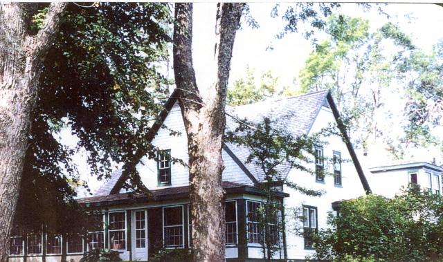 Sir Andrew Macphail Homestead