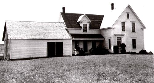 Marjillee Lutes Residence - c1950