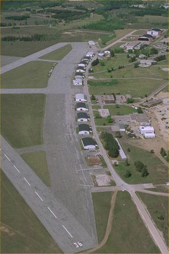 Royal Flying Corps Hangars