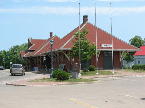 Intercolonial Railway Station