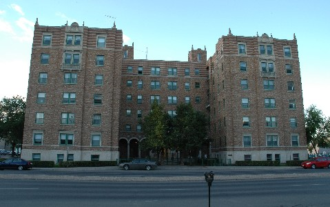 Balfour Apartments