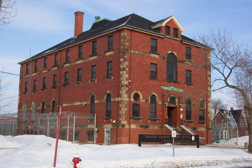 Summerside Law Courts
