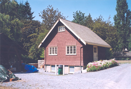 View from south, 2003