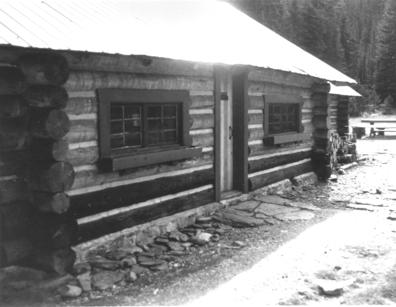Entrance facade.