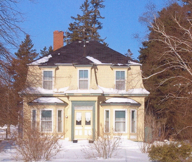Irving House, Union, Prince County