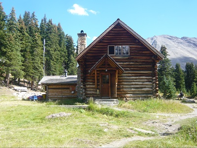 Skoki Ski Lodge, Main Building